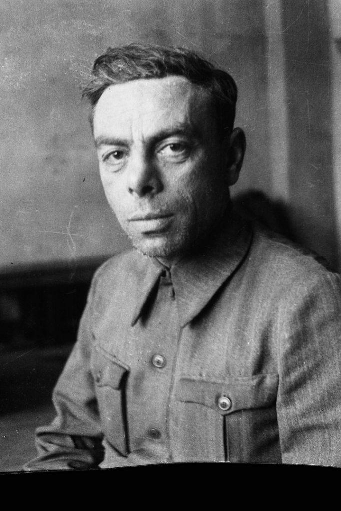 Михаил Ефимович Гуревич