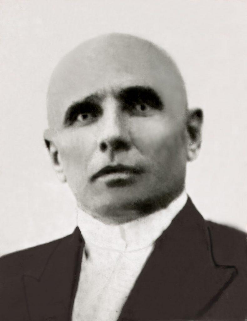 Николай Гордеевич Мышков