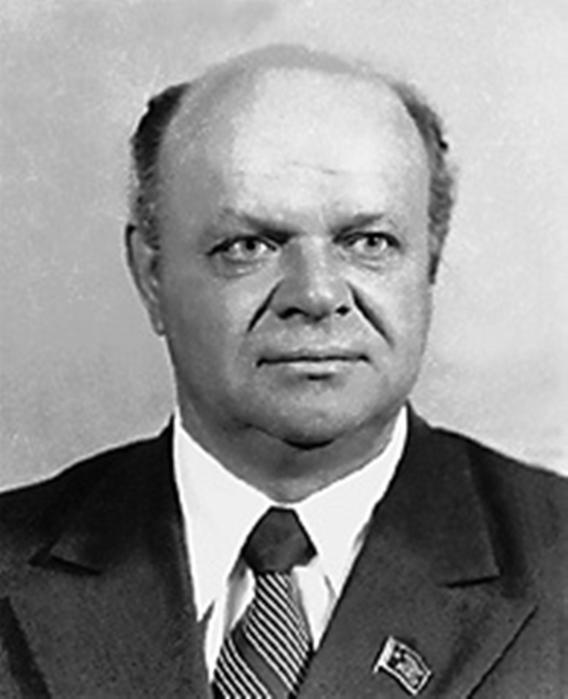 Николай Федорович Сафронов